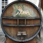 old world wine and new world wine barrel